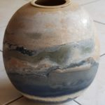 Vase terre sigillée. Sophie Houdebert